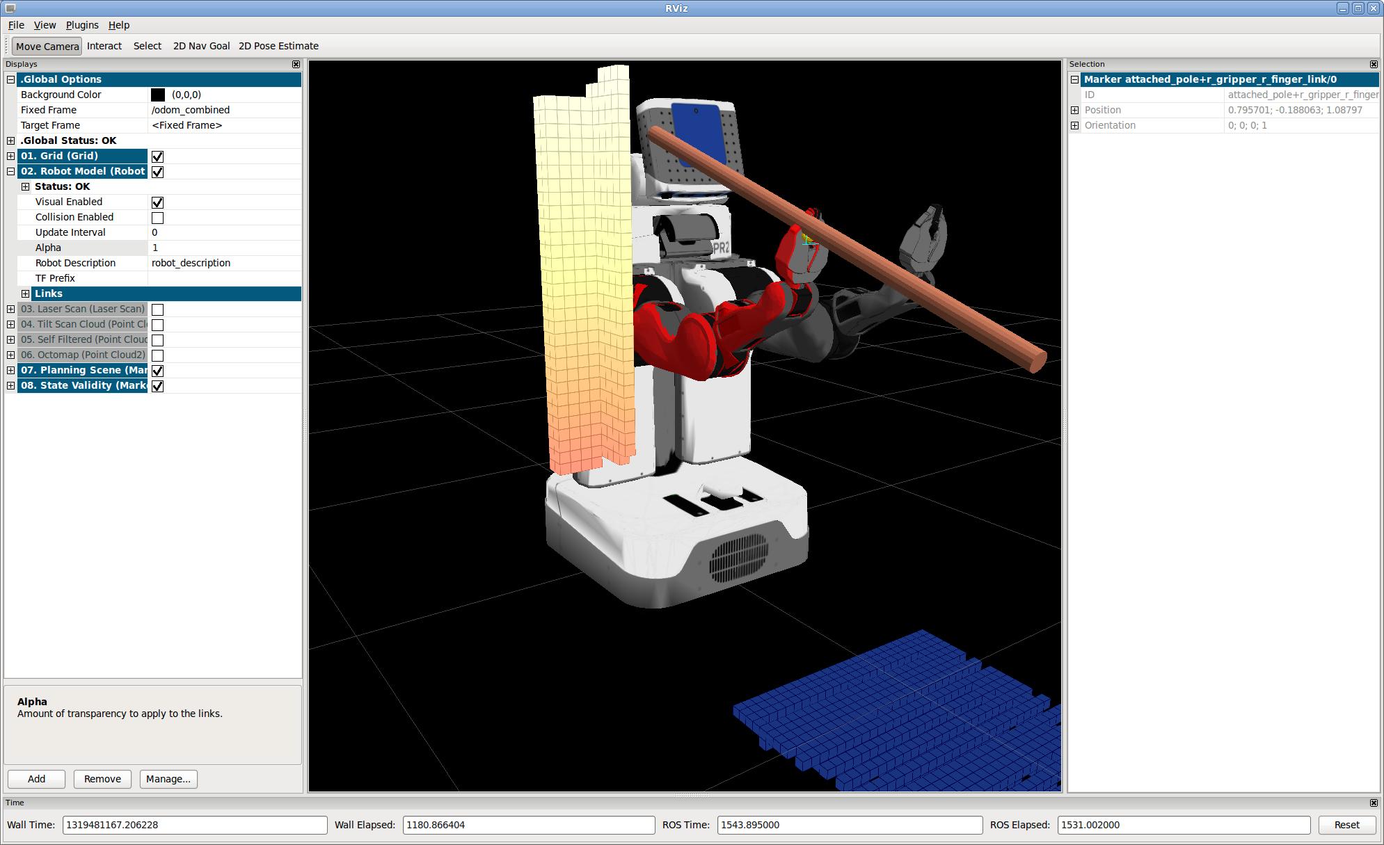 arm_navigation/Tutorials/Planning Scene/Attaching Virtual