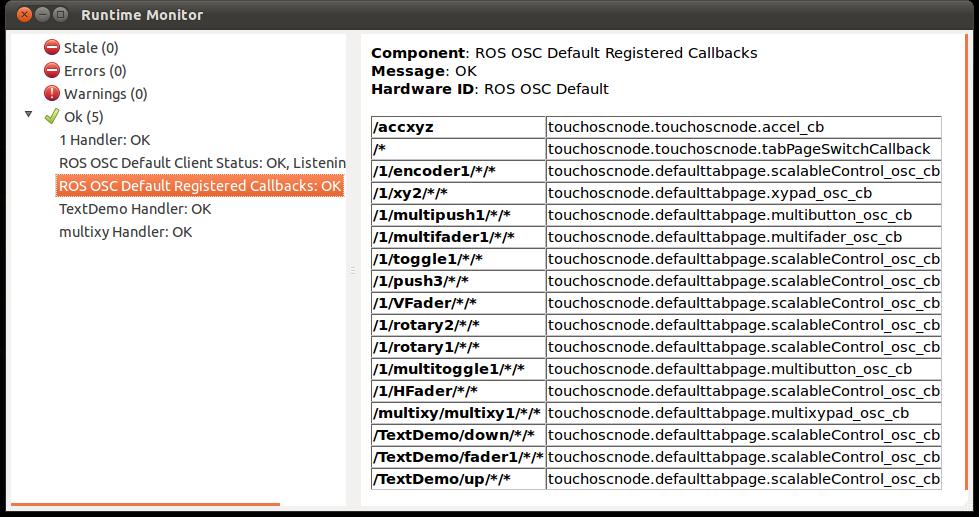 rososc_tutorials/Tutorials/Basic Interaction with ROS