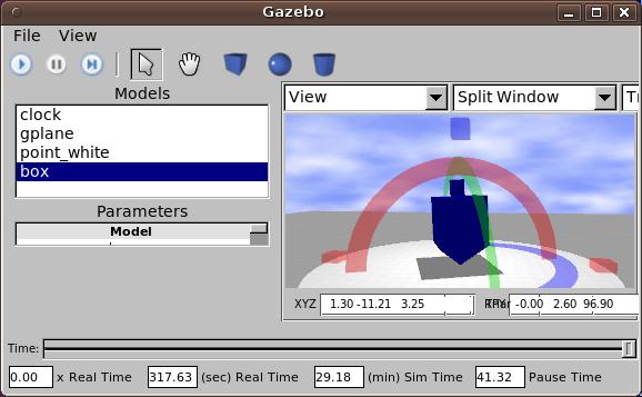 simulator_gazebo/Tutorials/CreatingASpinningTopInGazebo